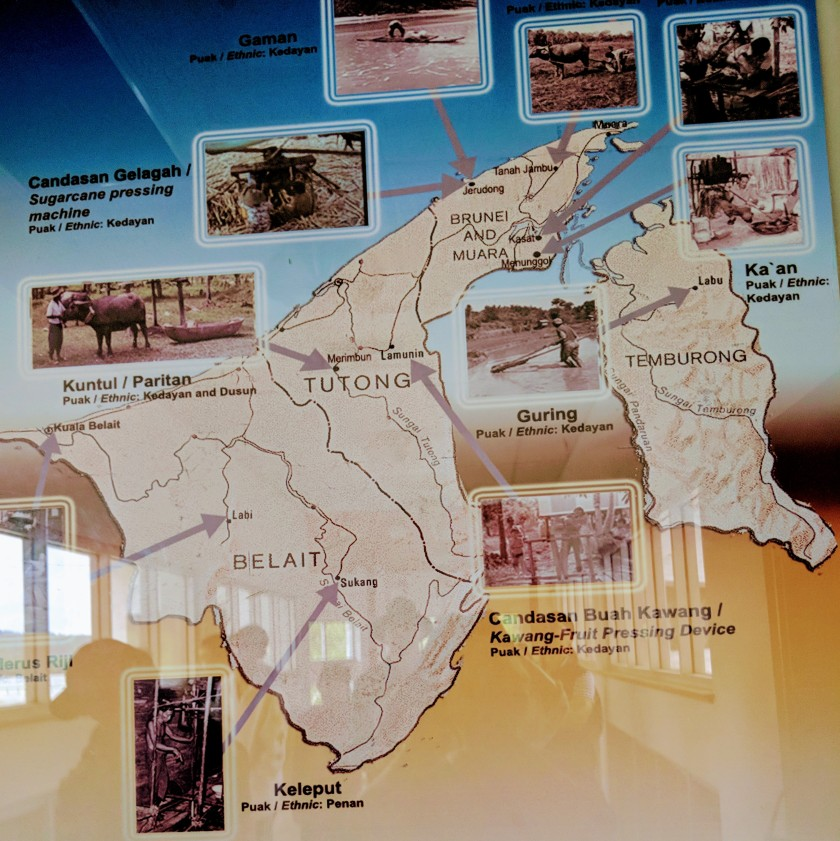 Day 56 – Muara, the port for Bandar Seri Begawan, Brunei